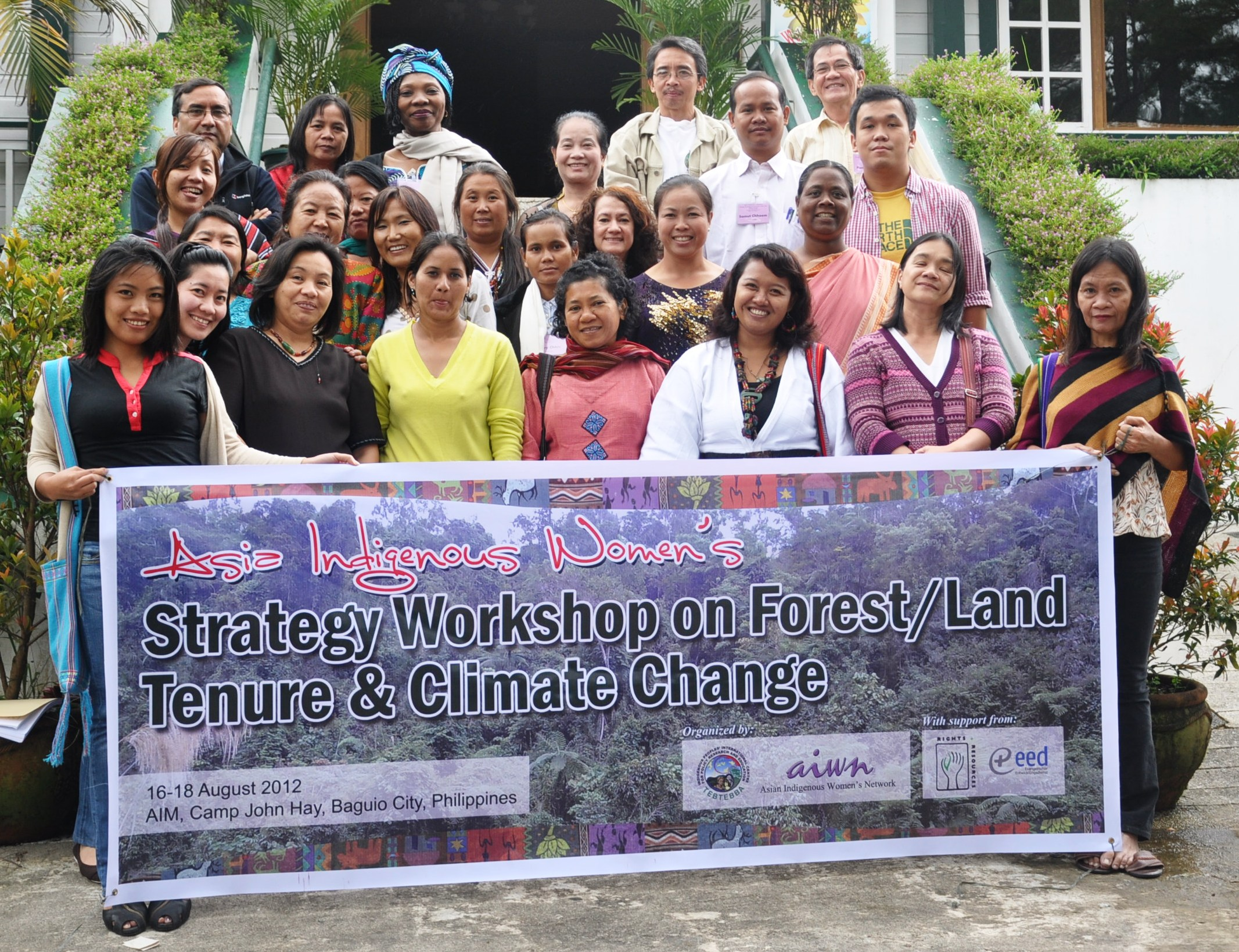 Asian Indigenous Women's Strategy Workshop on Forest/Land Tenure and Climate Change