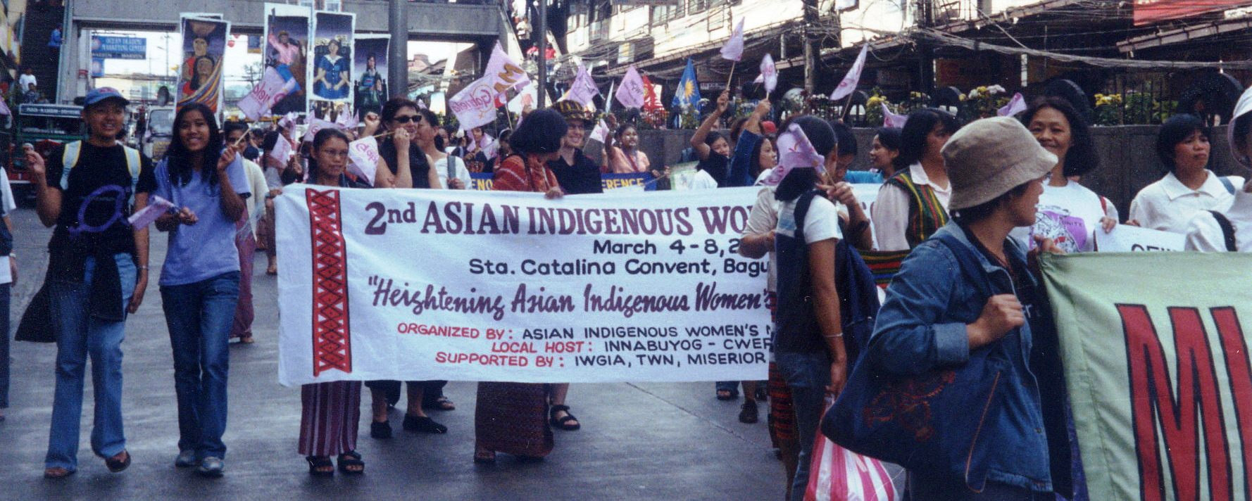 Baguio Declaration of the Second Asian Indigenous Women's Conference