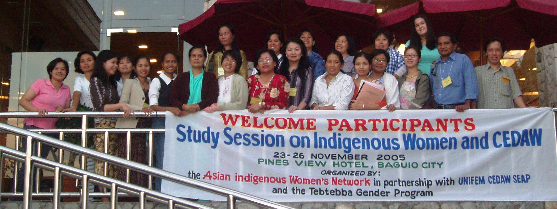 Study Session on Indigenous Women and the CEDAW