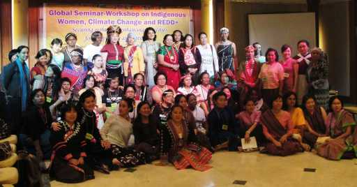Global Seminar-Workshop on Indigenous Women, Climate Change and REDD+